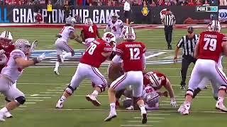 Nick Bosa (Ohio State EDGE) vs. Wisconsin (2017)
