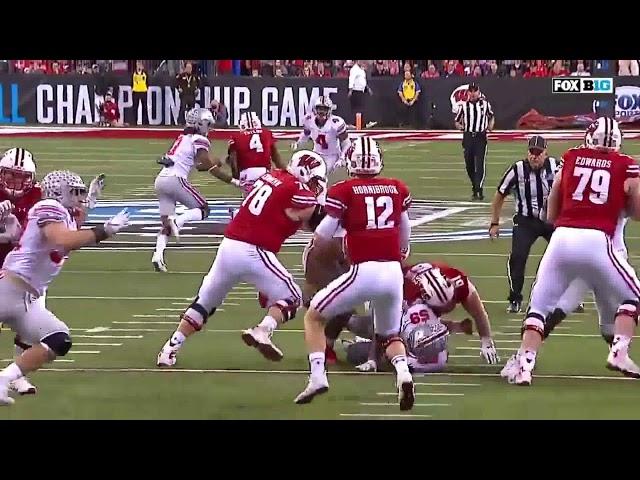 Nick Bosa (Ohio State EDGE) vs. Wisconsin (2017)  Nick Bosa sddefault