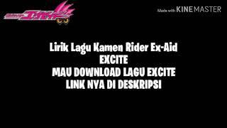 Lirik lagu kamen rider ex aid
