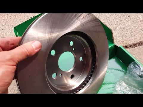 Unboxing The Nakamoto Rotors And Pads From EBay