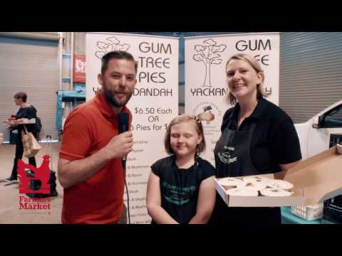 Gum Tree Pies - Capital Region Farmers Market Canberra