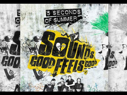 FLY AWAY - 5 Seconds Of Summer - Sounds Good Feels Good - (5SOS Piano Instrumental)
