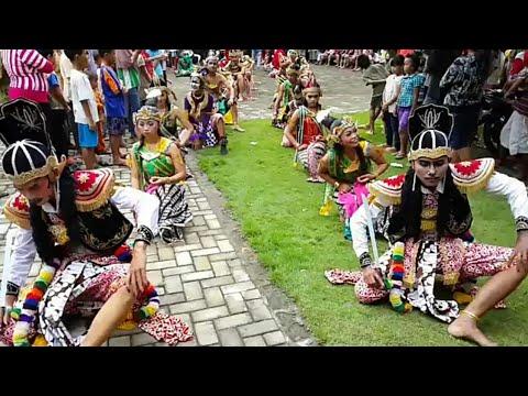 Reog muda-mudi Klagaran Gesan Nampan Part 2 full