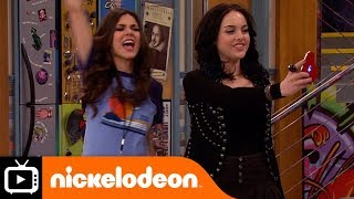 Victorious | Training Robbie | Nickelodeon UK
