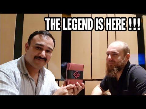 Meeting my favorite perfumer in India! (Areej le Dore, Feel Oud)