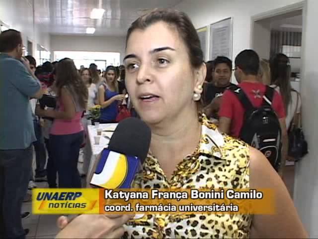 Unaerp Notícias - Prêmio Farmácia