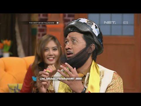 The Best of Ini Talkshow - Andre Menjadi Shaheer Singh Pacarnya Ayu Ting Ting