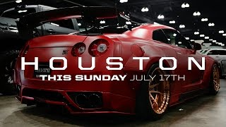 Catch the DUB Show in Houston Sunday July 17th 2016!