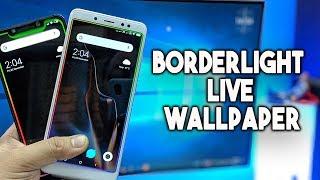 Gambar cover Borderlight Live Wallpaper - Edge to Edge Light LIVE Wallpaper