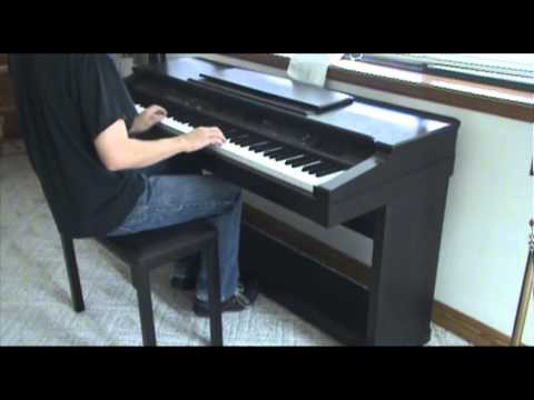 Ballad of the Crystal Empire (Higher Quality) - MLP:FiM Piano Cover