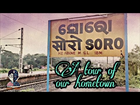 SORO || A tour of our HomeTown || #STARKviews