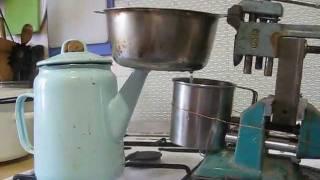 Дистиллированная вода в домашних условиях(В основу положен простейший самогоный аппарат., 2012-01-18T14:54:55.000Z)