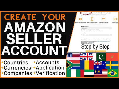 How To Open Your Amazon SELLER ACCOUNT FROM ANYWHERE | Full 2020 Tutorial