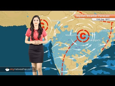 Weather Forecast for Sep 13: Rain in Mumbai, Pune, Kolkata, Dry weather in Delhi
