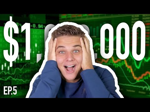 Day Trading Stocks to a Million EP. 5