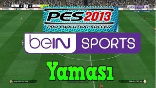 PES 2013 beIN SPORTS HD LOGO YAMASI