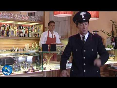 Mudù - Carabinieri - Un caffè