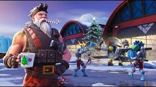 LAST MINUTE 14 DAYS OF CHALLENGES LIVE WITH SUBS - Fortnite Playing Squads #HappyNewYear