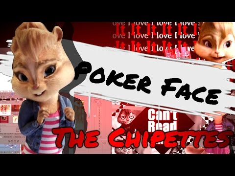 The Chipettes - Poker Face