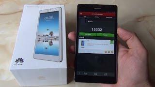 Смартфон Huawei Ascend Mate - 6.1 дюйма экран! / Арстайл /