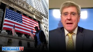 Why are stocks soaring? | Stephen Moore reacts