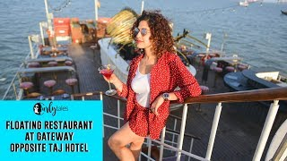 South Mumbai Gets A Floating Restaurant - Queensline Sea Yah | Curly Tales