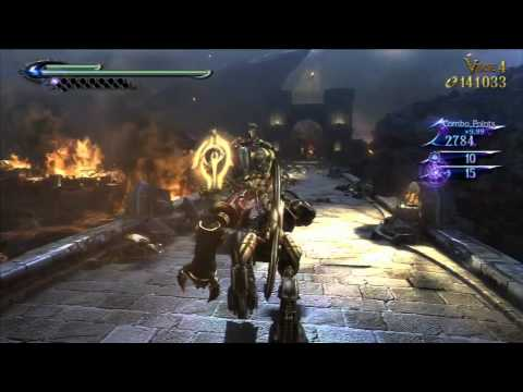 Bayonetta 2 playthrough part 15 chapter 14 The Witch Hunts