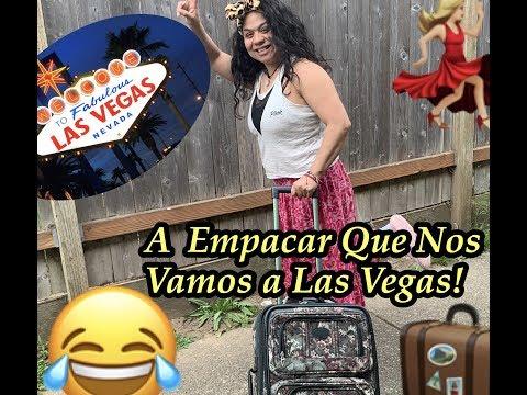 Las Vegas Hay Te Voy 🤣🧳Alistando Maleta💃🏼