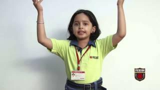 """Girl Child, the chosen one"" by Radhika Chopra of Presidium"