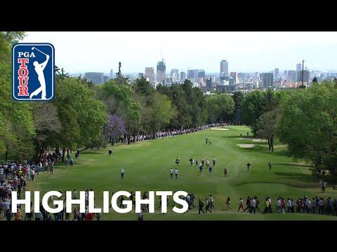 Highlights | Round 3 | WGC-Mexico 2019