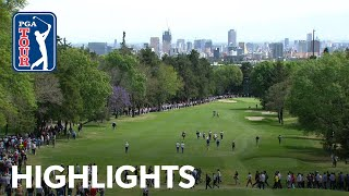 Highlights | Round 3 | WGC-Mexico 2019
