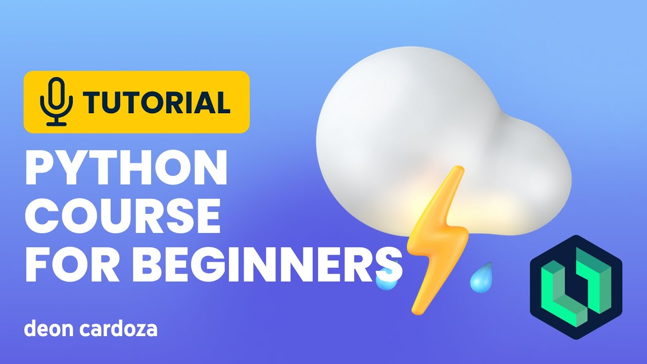 Python Tutorial - Full Course For Beginners [2021] | Installing VS Code | Your First Python Program