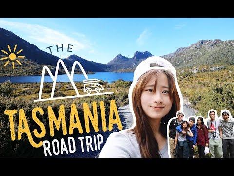 Road Trip in Tasmania 2016 | Travel Vlog