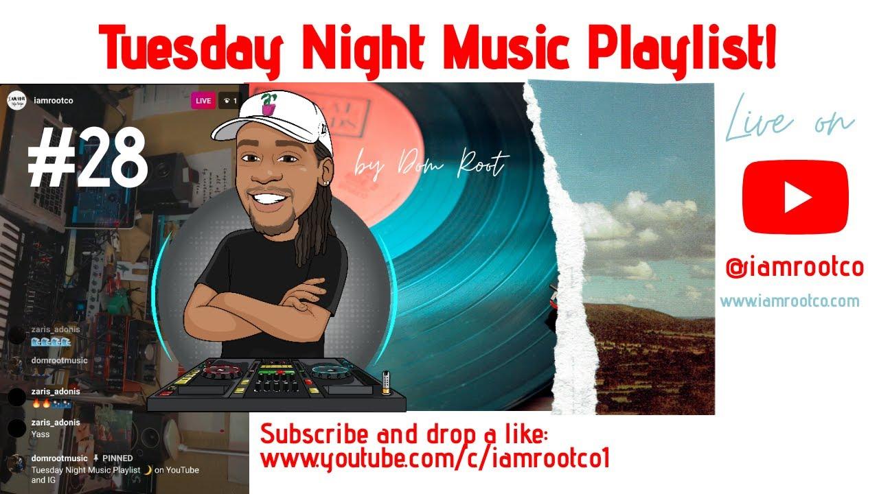 🔴 Tuesday Night Music Playlist #28   Chillhop Vibes!