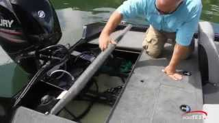 TRACKER Boats: 2016 Pro Team 195 TXW Review by BoatTEST.com