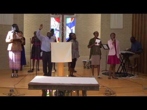 Easter Celebration at Christ for the Nations Church. SLC, UT