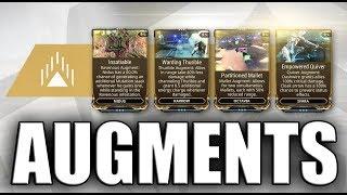 Warframe Update 23.0.6 - Augment Overview