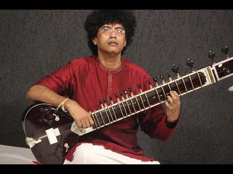 Sitar Debojyoti Gupta. Raga Zilaf/ Charukeshi. Tabla Jayesh Rege