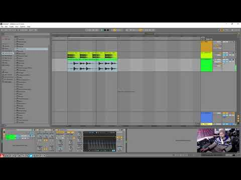 Ableton Live 10 - Frequency Split Multiband Sidechain Compression