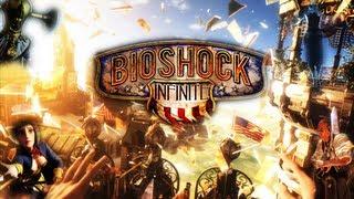 BioShock Infinite Gameplay Pc - HD