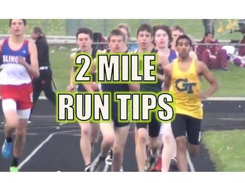 Running 2 Miles - 3200 Meter Run Tips