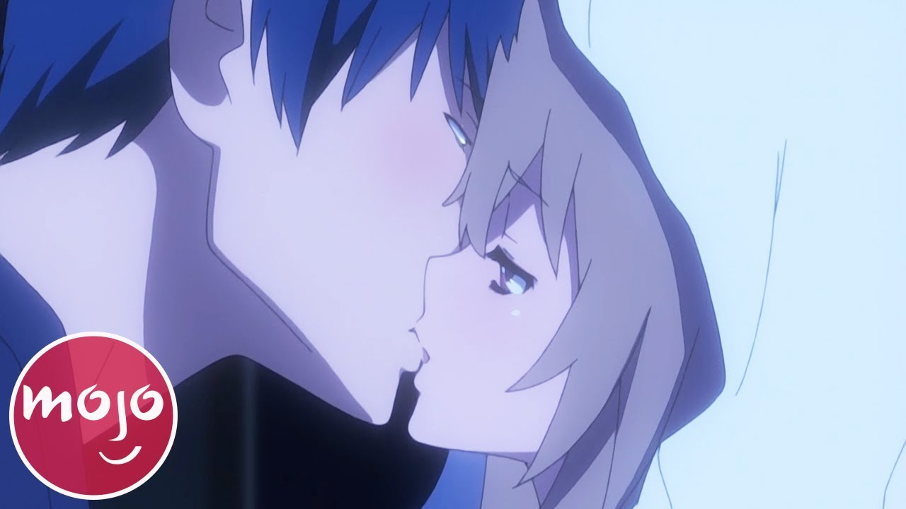 Top 10 Best First Kisses in Anime