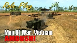 AMBUSH! - Men of War: Vietnam - Tour of Duty: Ep. 1