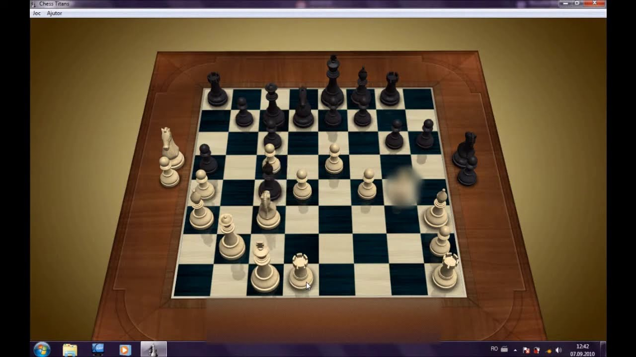 Chess titans only on windows 7 youtube Where can i buy a chess game