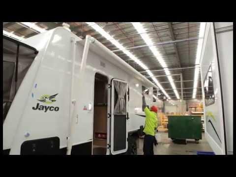 How Jayco Caravans Are Built