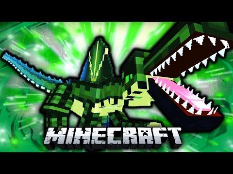 Minecraft TYRANNOSAURUS REX?!