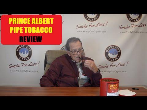 PRINCE ALBERT TOBACCO REVIEW