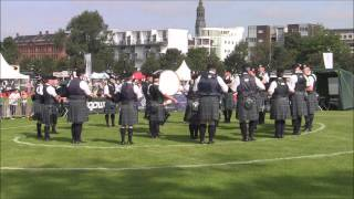 "Dumfries & Galloway Constabulary PB @ ""The Worlds"" 2012"