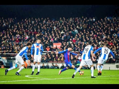 Lionel Messi ? The King of Dribbling: 2016 - Mega Dribbling Skills | HD