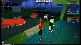 Roblox Video With deerslayer001 and metaldisaster547: Work at a Pizza Place
